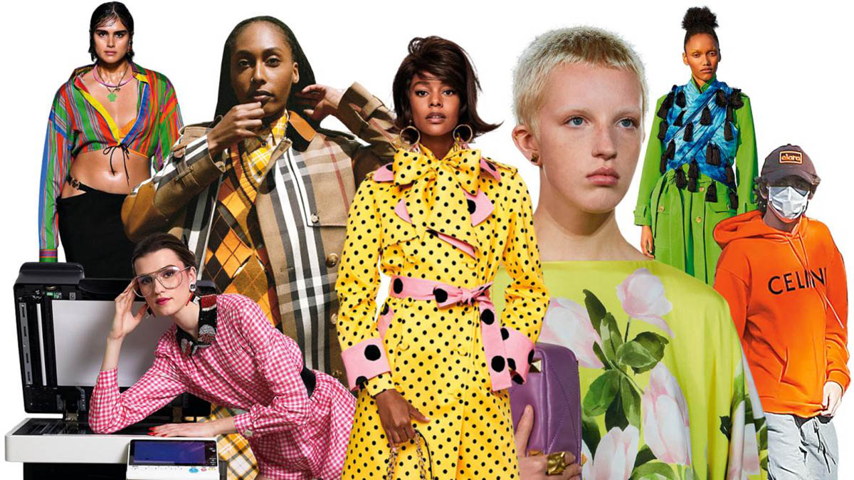 Top Three Fashion Fads In 2021